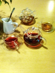 Tea in Beijing
